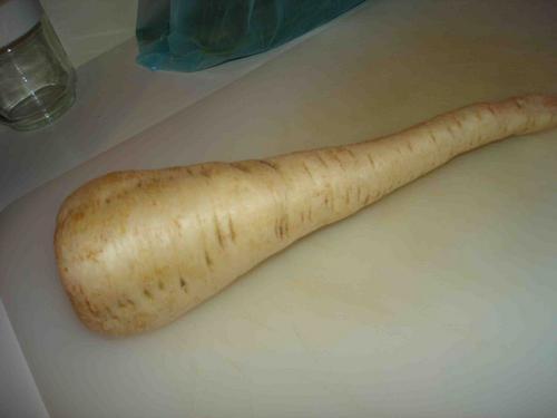 Légumes d'hivers : gratin de panais