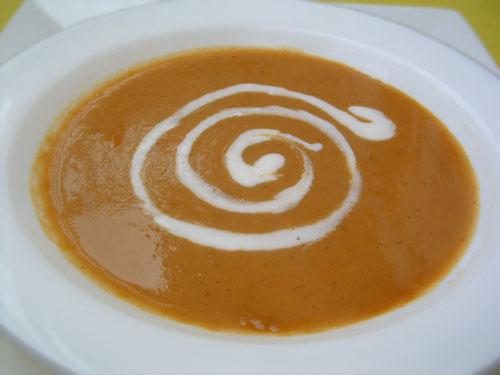 Cuisine vidéo simple Soupe de légumes