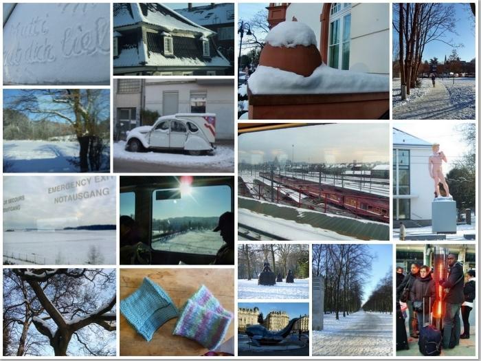 Voyage en Allemagne Janvier 2009 - 1