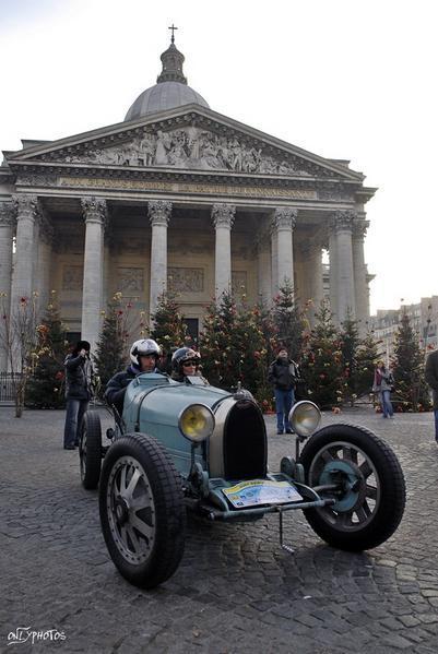 9è traversée de Paris en anciennes