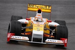 F1 - Renault présente officiellement la R29 (photos)