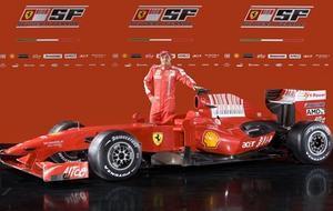 F1 - La Ferrari F60 serait non-conforme au règlement 2009