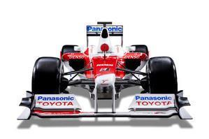 F1 - On est optimiste chez Toyota