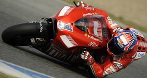 MotoGP - Casey Stoner s'impose devant Felipe Massa en Kart !