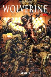 MARVEL BEST OF : L'ARME X (Weapon X)