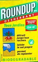 Le Roundup accusé d'être dangereux pour la santé