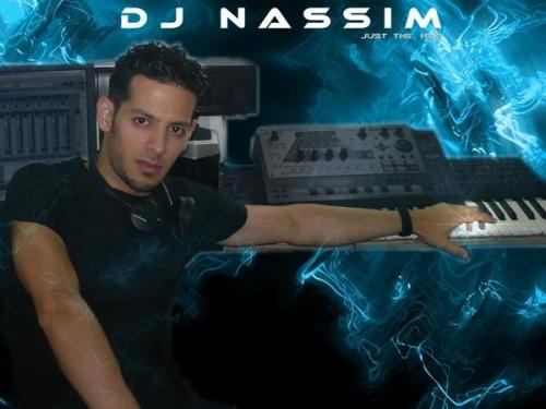 """Just My Music"" album 2008 de Dj Nassim"