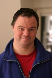 Pascal Duquenne, l'acteur trisomique héros d'une publicité