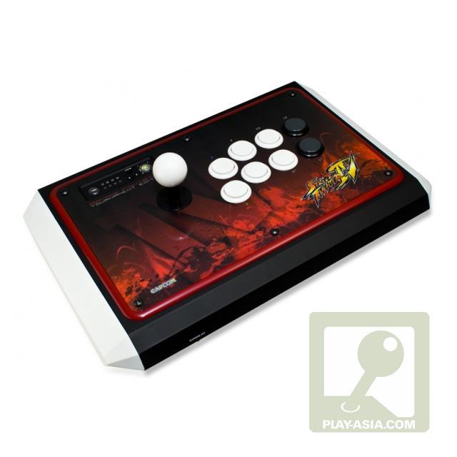 Mise à jour sur les arcades sticks pour street Fighter IV.
