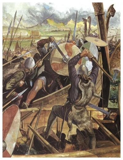 Les petits métiers. - Page 2 Regis-boyer-furent-vraiment-vikings-L-1