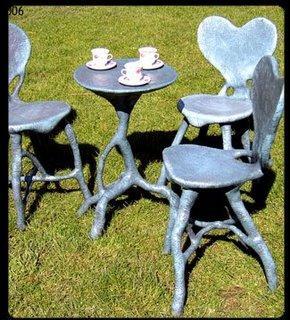 Le mobilier de jardin sculpt de xavier dumont paperblog for Jardin xavier