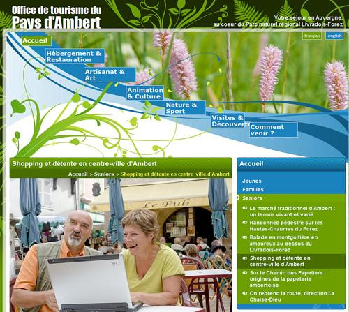 Ambert c 39 est super paperblog - Office du tourisme ambert ...