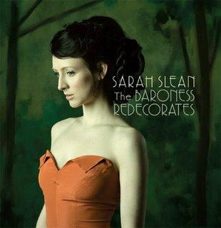 "Sarah Slean – ""The Baroness Redecorates"" Review « Higher"