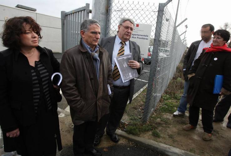 Les centres de rétention européens entre ouvrent leurs portes