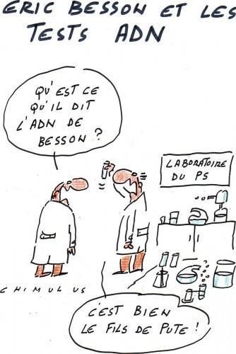 Avec Besson, Sarkozy a trouvé un efficace épouvantail