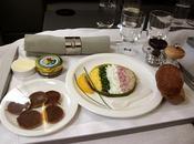 Qu'allez-vous manger dans l'avion