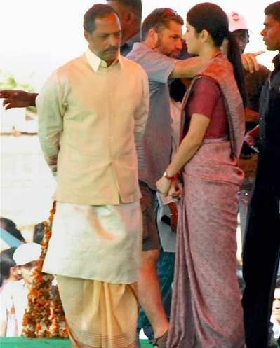 Katrina Kaif devient Sonia Gandhi