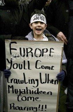 L'Autriche découvre Eurabia