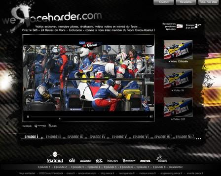 oreca_we_race_harder