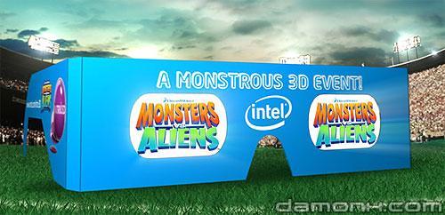 Dreamworks Monstres Contre Aliens