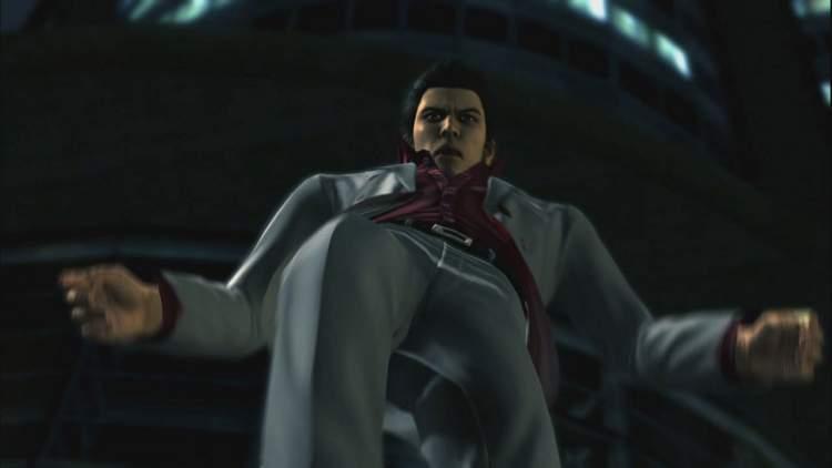 Yakuza 3 en démo