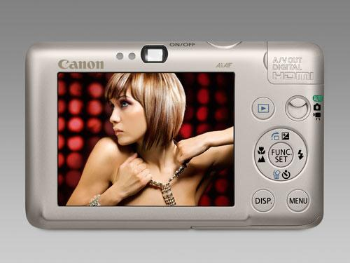Canon 100 IS