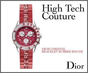 Dior Christal Rubber Rouge