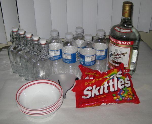 Vodka Skittles