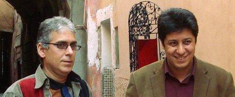 Saad Sarhan et Yassin Adnan