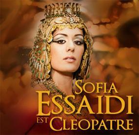 Tellement vrai au coeur de la comédie musicale Cléopâtre