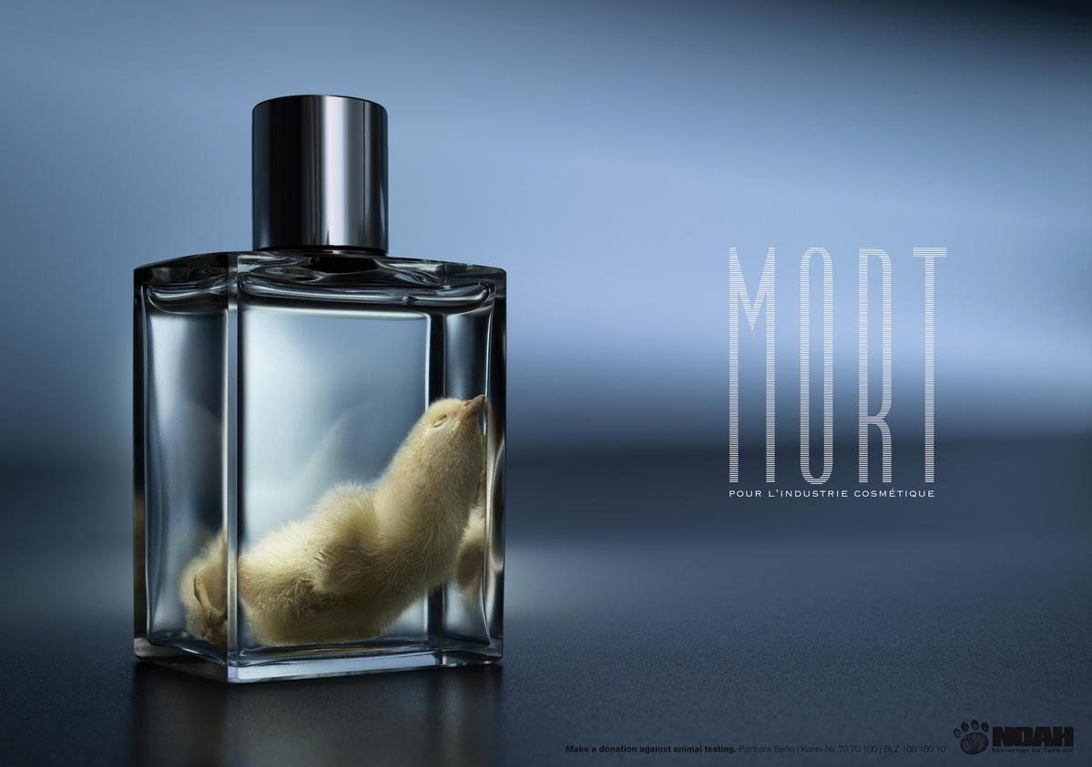 Un parfum de mort