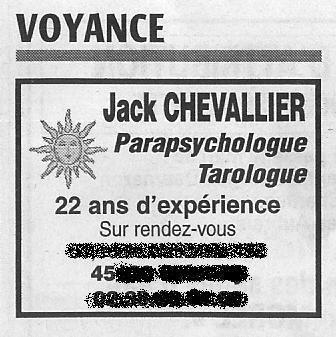 Saint-Jean de Braye : Jacques Chevalier est-il Mallein ?