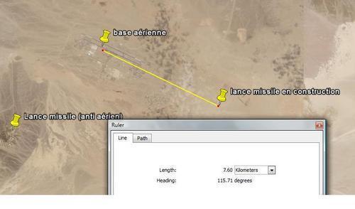 La Jordanie construit des aires de lancement de missiles sol-air