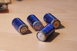 Piles The SunCat Batteries