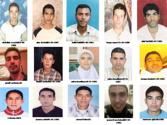 إضراب عن الطعام للمعتقلين السياسيين ببولمهارز بمراكش