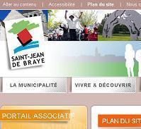 Saint-Jean de Braye : j'ai testé pour vous le nouveau site internet de la ville