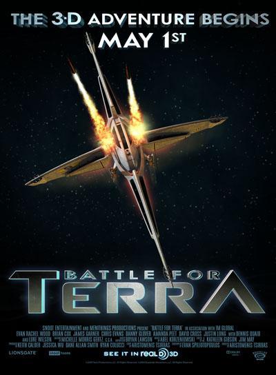 Battle for terra, un nouveau trailer !