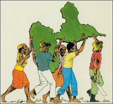 Crise aux Antilles. Colons et colonisés,des TOM-DOM au NOM. Esclavages