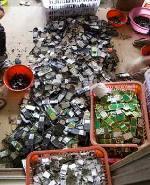 Le recyclage des téléphones portables