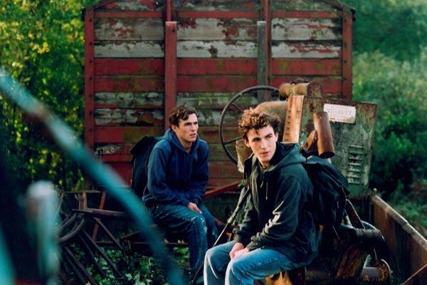 Victor et Alexandre Carril. Bodega Films