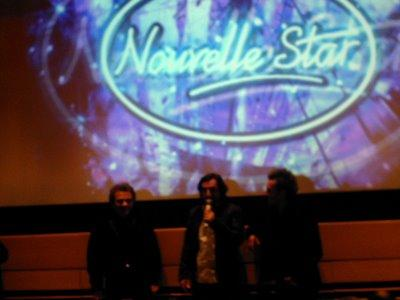 La Nouvelle Star 2009 en avant-première dans les locaux de M6