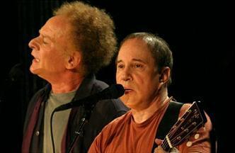 Simon et Garfunkel repartent en tournée ensemble