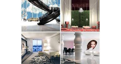 Design et aménagement d'espace.