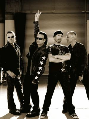 Bono chez les Girls Aloud ?