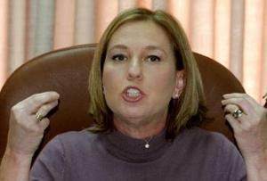 FLASH SPECIAL : Tzipi Livni face à ses responsabilités