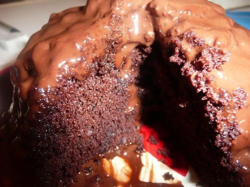 Le dessert le plus dangereux du monde, la version chocolat...