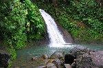 La cascade aux ecrevisses, Parc National de la Guadeloupe
