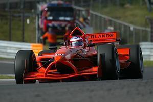 A1GP - La Hollande et Monaco décrochent la pole position à Gauteng