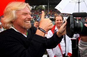 F1 - Richard Branson exige des conditions avant de s'impliquer en F1