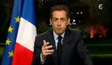 Sarkozy en prend pour son grade dans la presse étrangère.